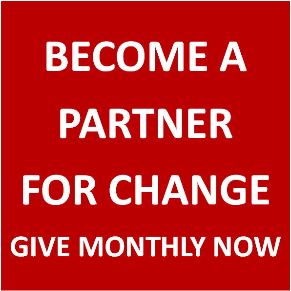 become a partner for change give monthly